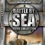 Submarine Movies Collection DVD Set -  Enemy Below / Submarine X-1 / Run Silent, Run Deep