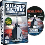 Submarine Documentary - Silent Victory Submarine Warfare in WWII - Rare Archival Footage - 2 DVD Set