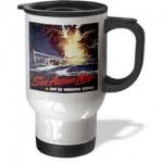 "Submarine Gifts - Travel Mug - ""See Action Now Join the Submarine Service"""