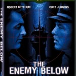 Submarine Movie - The Enemy Below - DVD