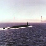 Submarine Poster Ohio Class Ballistic Missile Navy Submarine Picture Art Print Poster (16x20)