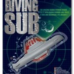 Submarine Toys - Diving Submarine by Miles Kimball