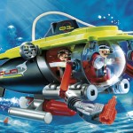 Submarine Toys - Amazing Sumbarine Toy with WORKING Underwater Motor by Playmobil Toys
