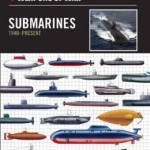 Submarine Books - Weapons of War Submarines 1940-Present
